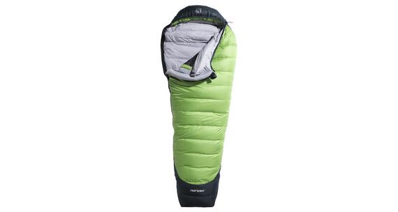 Nordisk Celsius -10° Sovepose L grøn/sort